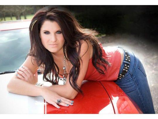 Nashville singer Liz Moriondo grew up on a farm in Mt. Vernon.