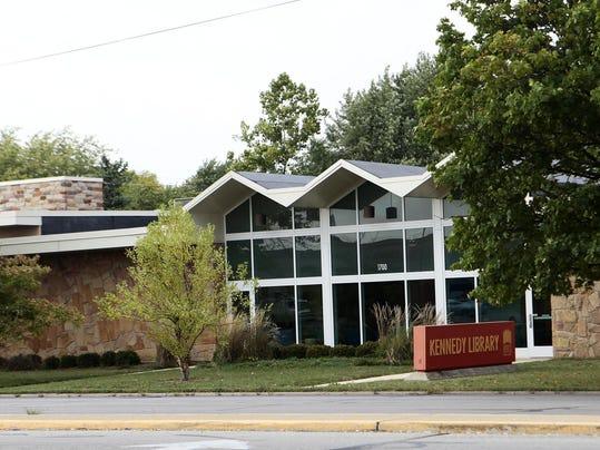 Kennedy Library Muncie