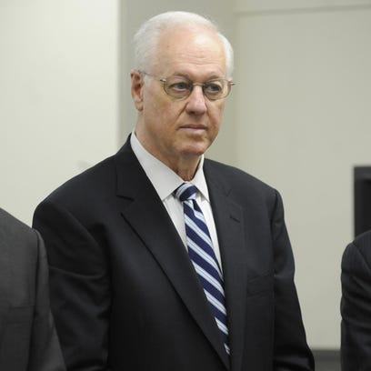 This Oct 7, 2010 file photo shows former New York Comptroller