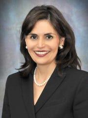 Denise Castillo-Rhodes, chief financial officer at Texas Medical Center in Houston.