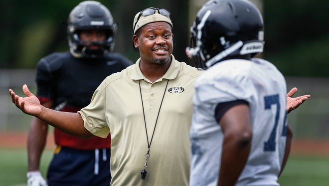 Rodney Saulsberry hopes to have some of his questions answered as his Tigers face Cordova in a battle of 9-0 teams Friday.