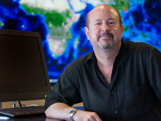 Dr. Michael Mann, a leading climate scientist and contributor