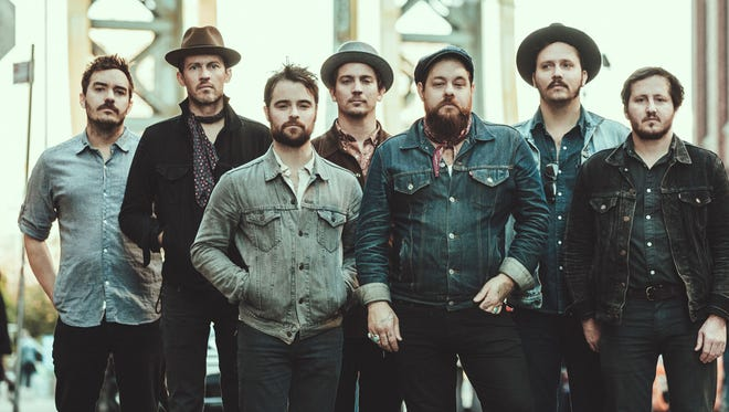 Nathaniel Rateliff & the Night Sweats join Grace Potter at her annual Grand Point North festival Sept. 15-16 in Burlington.