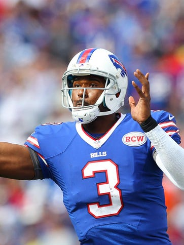 EJ Manuel will be trying to justify his first-round