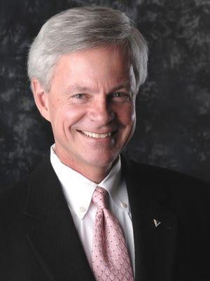 Rod A. Risley, the former executive director of Phi Theta Kappa.