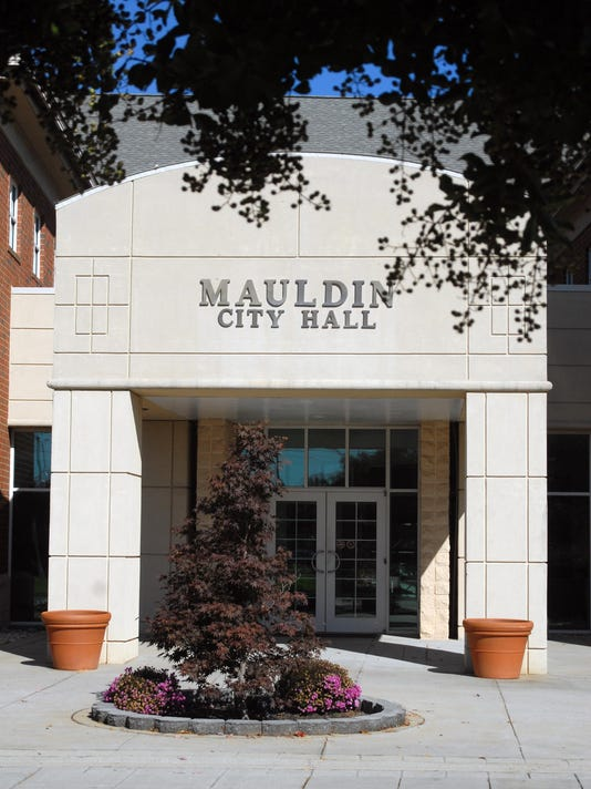 Mauldin City Hall
