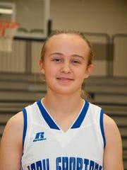Kellyn Perry, McConnellsburg girls basketball