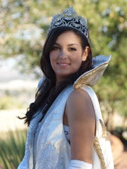 Celeste Nevarez was the Sun Bowl queen in 2008