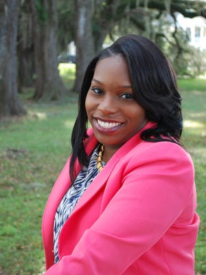 """Zenani D. Johnson, a Rickards High School senior, is one of the Democrat's """"Five Young Women to Watch."""""""