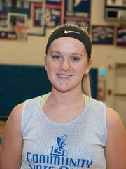 Justice Seville, McConnellsburg girls basketball.