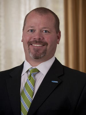 Chief Marketing Officer of Visit Florida Will Seccombe.