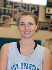 Bronwyne Mellott, McConnellsburg girls basketball