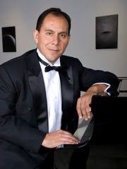 Pianist and Midwestern State University Fine Arts Dean