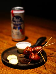 Fink's BBQ Texas Lollipops
