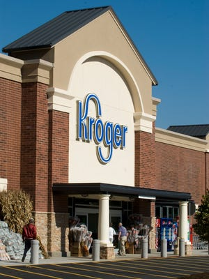 The Kroger store in Fountain City is located at 5201 N. Broadway, which was the former site of a Target store.