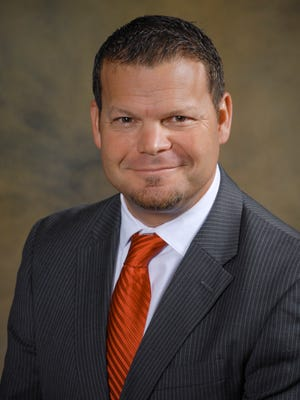Kirk Ray was recently named the CEO and president of McLaren Greater Lansing. He'll start in the position on May 9.