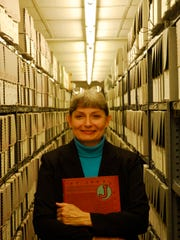 Peggy Roske became the full-time archivist for the College of St. Benedict and St John's University in 2006.