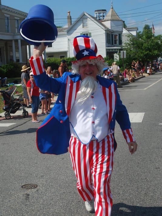 Smyrna-Clayton July 4th Parade