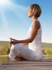Achieving and maintaining calm is a learned process,
