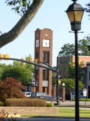 Simpsonville Clock Tower