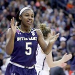 How Jackie Young is proving Muffet McGraw right
