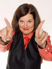 Comedian Paula Poundstone is coming to Louisville to perform at the Bomhard Theater