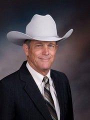 David Jones, Sheriff, Tom Green County