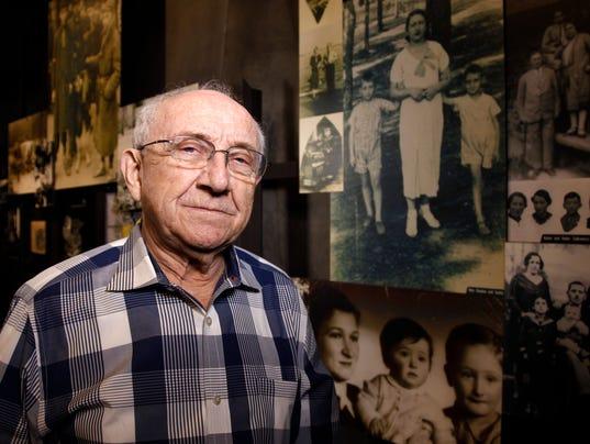 AP Exchange Holocaust Survivor
