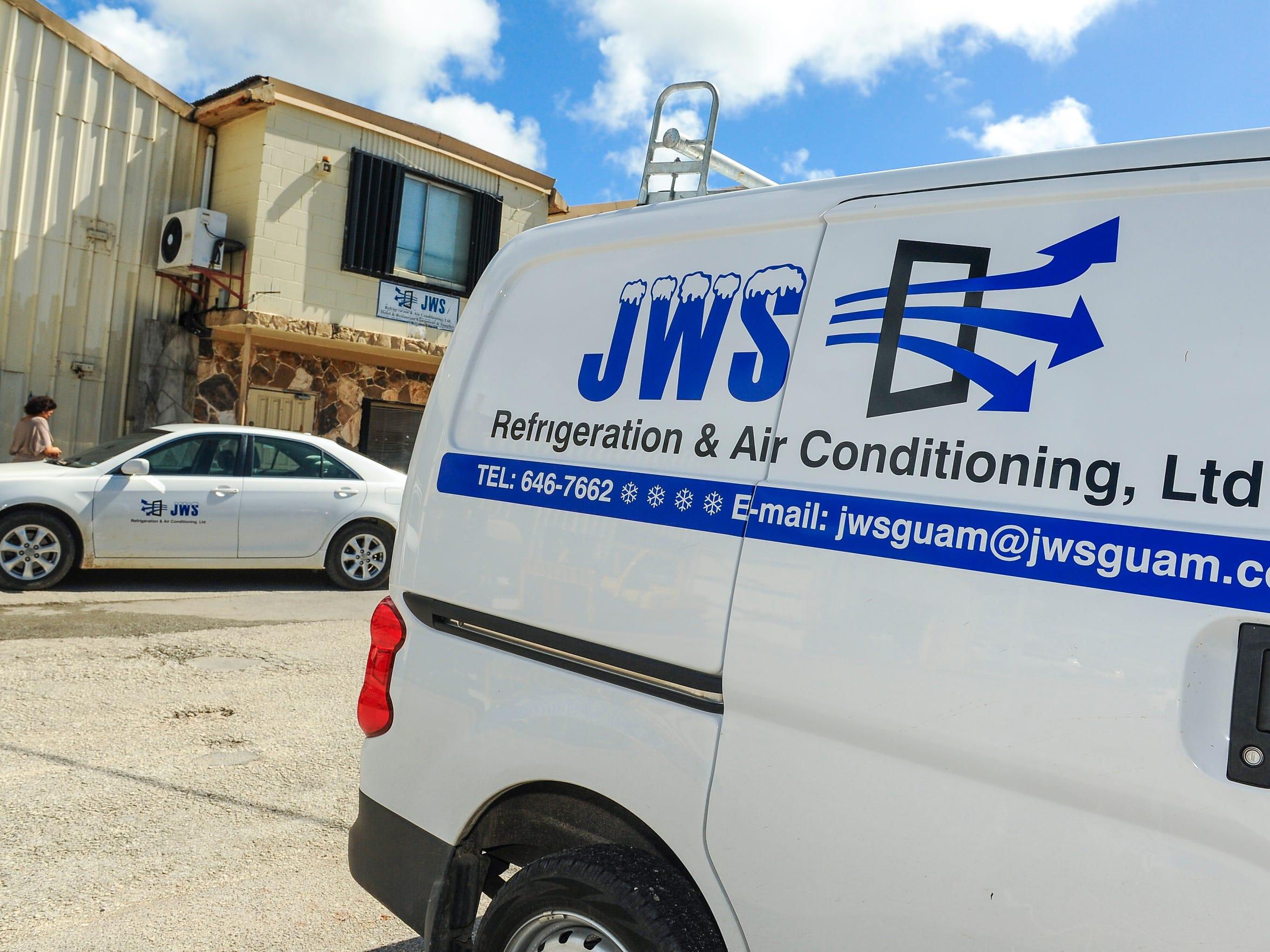 JWS Refrigeration & Air Conditioning, Ltd