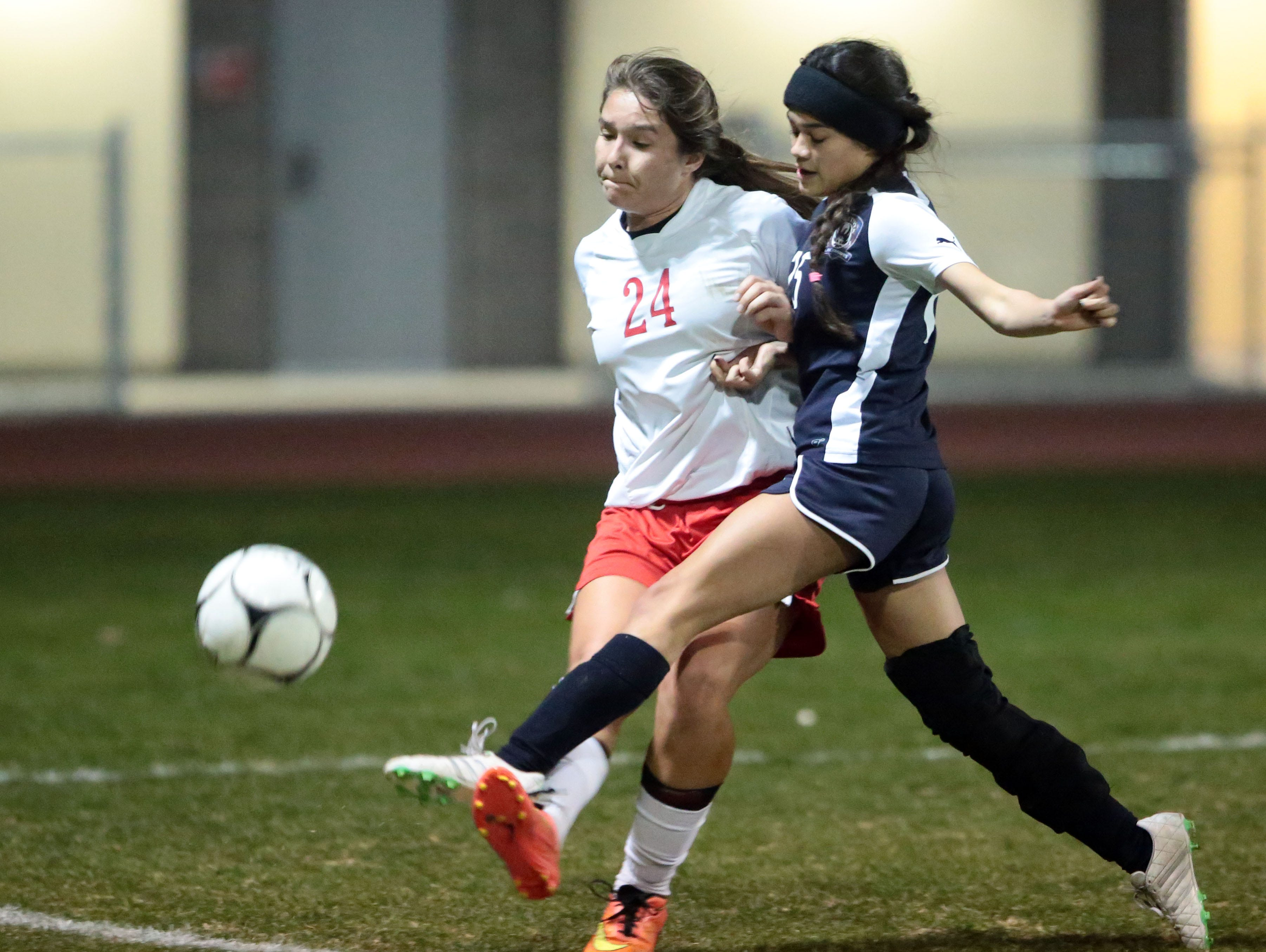 La Quinta girls' soccer rebounds with consecutive wins  USA Today High Schoo...