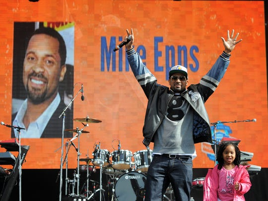 Mike Epps brings his comedy to the Montgomery Performing