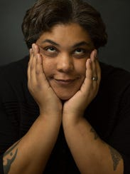 Author Roxane Gay.
