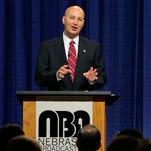 Republican Pete Ricketts lost a 2006 U.S. Senate race in Nebraska to Democrat Ben Nelson.