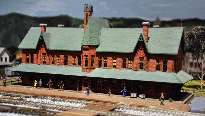 The Sayre Historical Society's model train layouts have been upgraded.