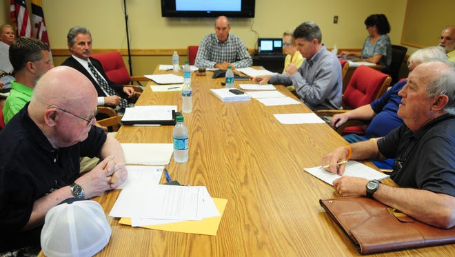 Ocean Pines Association Board of Directors holds a special meeting on Friday, Aug. 26