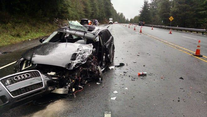 Jesus Ramirez-Cortes, 19, of Milwaukie, was killed in a crash on Highway 22 Sunday, April 8.