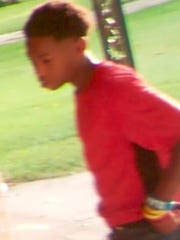 A suspect wanted in a series on carport thefts in the 1100 block of Hilton Street in Monroe.