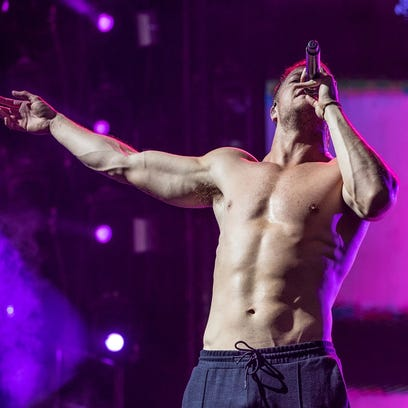 Four ways Imagine Dragons lived up to radio-royalty reputation in Indianapolis