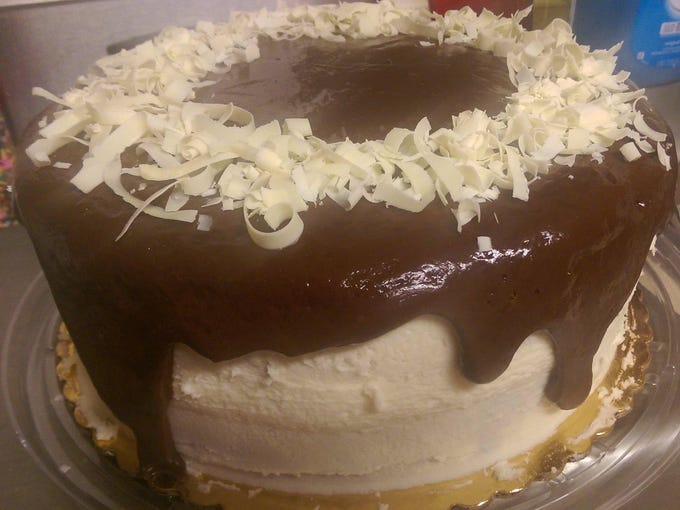 Chocolate Explosion Cake is among the catering specials