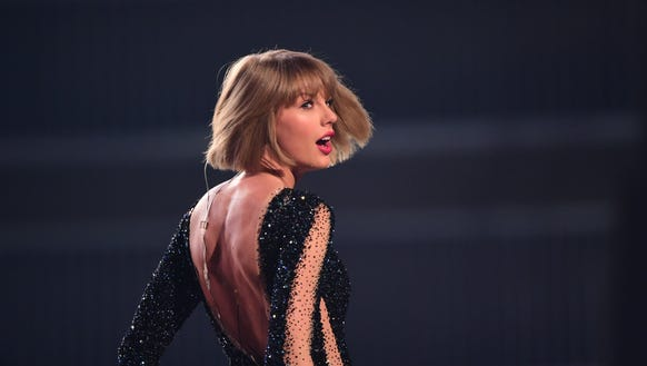 Taylor Swift has had a packed schedule since performing