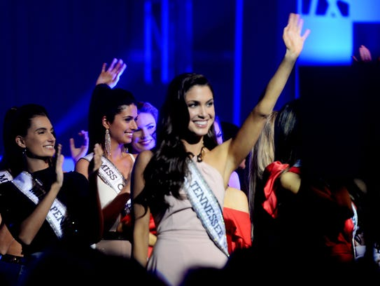 Miss Teen USA Preliminary Wednesday evening in the