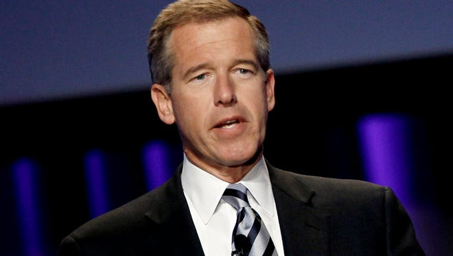 Brian Williams is embroiled in a scandal over embellishing stories.