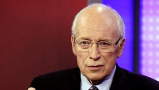 In this Aug. 31, 2011 file photo, former Vice President Dick Cheney is interviewed in New York.
