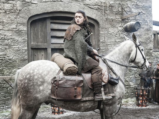 It shouldn't be surprising that fan favorite Arya Stark