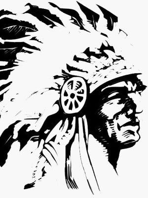 Snell Redskins Logo