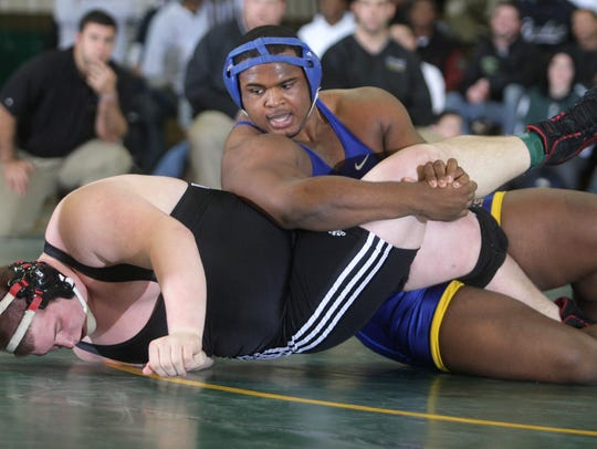 Manchester's Jimmy Lawson at the 2010 New Jersey  Coaches
