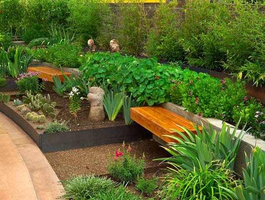 If you have very narrow flower beds you should consider