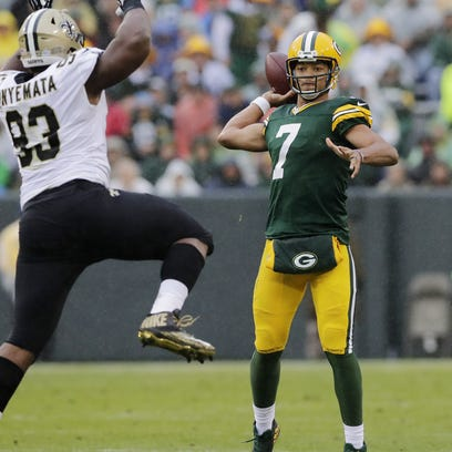 Dougherty: Packers can't win by playing it safe with Brett Hundley