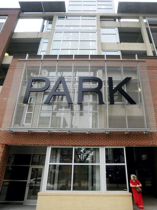 Prices and policies will soon change at York's parking garages. DAILY RECORD/SUNDAY NEWS - KATE PENN