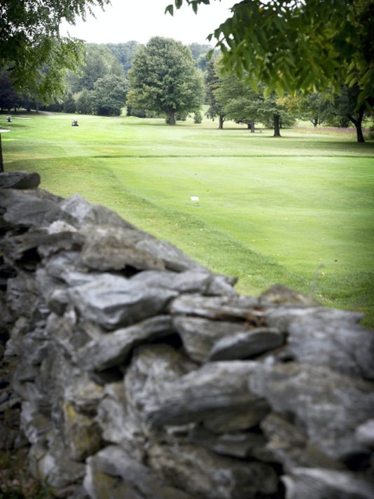 Lebanon Country Club appears to have held up pretty well, but some area golf courses have had rough summers, impacting the local scholastic golf season.